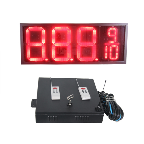 12inch led gas price changer signs